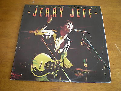 Jerry Jeff - A Man Must Carry On