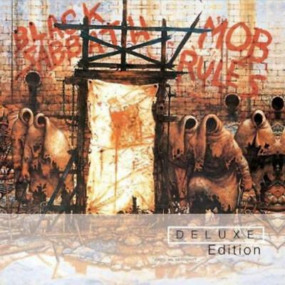 Black Sabbath - Mob Rules (Deluxe Ed. w. bonus tracks and Live CD) (2CD) - CD -