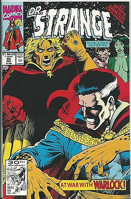 DOCTOR STRANGE #36 (MARVEL) (3rd SERIES) 1991