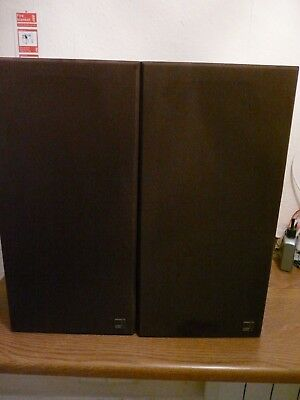 Vintage KEF Cantor 3 loudspeakers. Excellent condition.