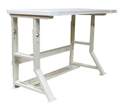 Blank Sewing Machine Table,Ind, Strength Adjustable Height Fits ANY Sewing mach.