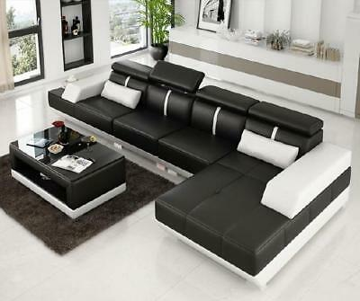 wohnlandschaft polster ecke eck sofa couch garnitur. Black Bedroom Furniture Sets. Home Design Ideas