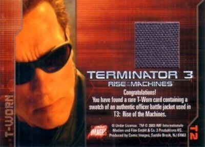 Terminator  3 Rise Of The Machine  Autograph         Choose
