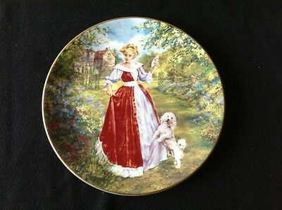Royal Doulton collectors Plate 'Amy'