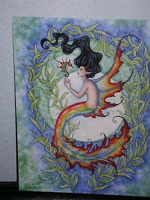 Amy Brown - Exotic - SIGNED - New