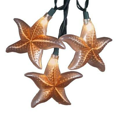 Kurt Adler UL 10-Light Starfish Light Set