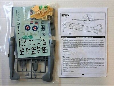 Special Hobby 1/72 72103 Hawker Tempest Mk.ii - Unboxed Kit