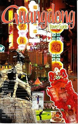 Guangdong Travel Guide China Vintage Travel Guide