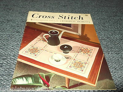Cross Stitch European Designs by Anchor No. 570