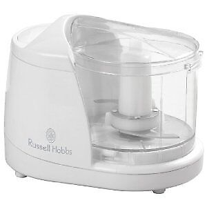 Russell Hobbs 18531 Food Collection Mini Chopper Food Processor **BRAND NEW**