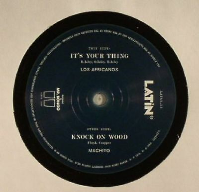 """LOS AFRICANOS/MACHITO - It's Your Thing - Vinyl (7"""")"""