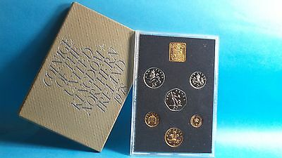 1978 United Kingdom Official Proof Coin Collection