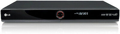 LG RHT498H 250GB HDD DVD Recorder with Freeview+ - Multi-Region Enabled - HDMI