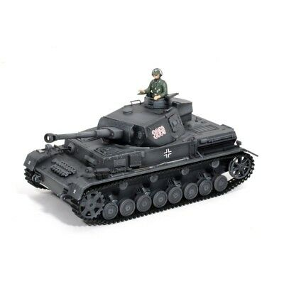 Torro 1:16 RC Panzer IV. Upgrade & Airbrush 6mm BB 2,4GHz Grau # 1112103651