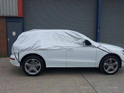 Audi Q3 2011 onwards Half Size Car Cover