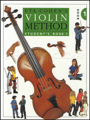 Eta Cohen's Violin Method Student's Book 1 Sheet Music Learn How To Play