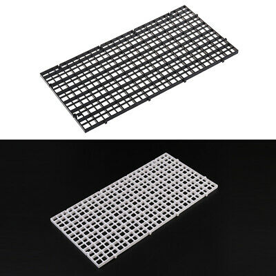 Aquarium Fish Tank Isolation Divider Filter Patition Board Net Divider Holder