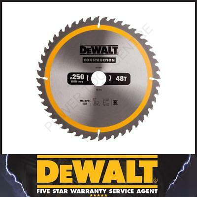 DeWalt DT1957 DT1159 Table Mitre Chop Circular TCT Saw Blade 250mm x 30mm 48T