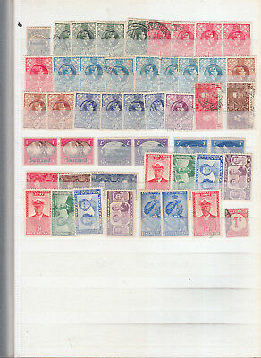 Swaziland Collection On Stockpage. Values/sets Mint/used