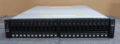 Dell Compellent EB-2425 SAS Enclosure 10.8TB 24x 450GB 10K HDD 2x EMM