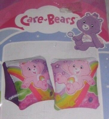 New CARE BEARS Arm FLOATIES Vintage 2007 AMERICAN GREETINGS Unopened