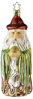 WIZARD OF VISIONS Mythical Glass Ornament Inge Made in Germany NEW IN BOX