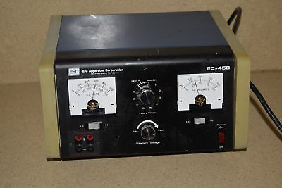 E-C Appartus Corp Ec-458 Power Supply Unit