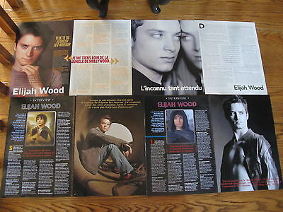 Elijah Wood French Clippings