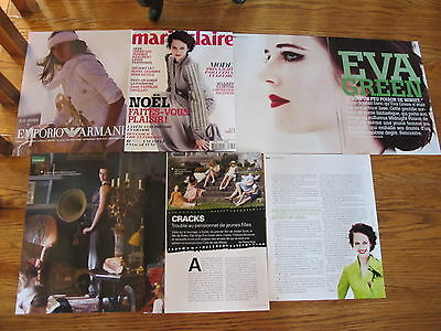 Eva Green French Us Clippings,last Chance!