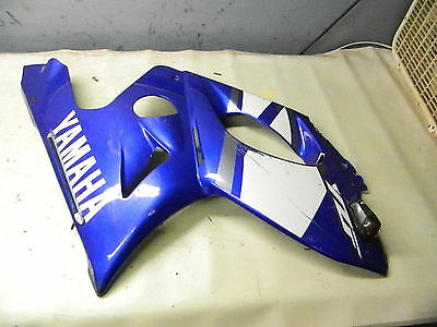 96 - 01 Yamaha YZF600 YZF 600 R Thundercat right side fairing cowl cover panel