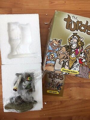 Boxed The Turds Decorative Oranaments - Special Detailed Figurine - Bad Sh*t