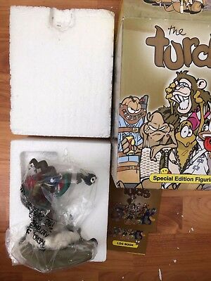 Boxed The Turds Decorative Oranaments - Special Detail Figurine - Harry Plopper