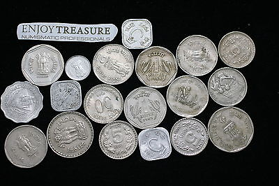 India Many Old Coins Lot A67 Tt49