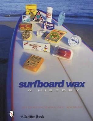 Vintage Surfboard Wax Collector ID Guide incl Surf Research Mr Zogs Mrs Palmers