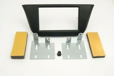 Panel 1 Din support radio monitor Double 2 Din IVECO Daily from 2014 on