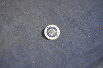Daughters of the American Revolution Sterling Pin