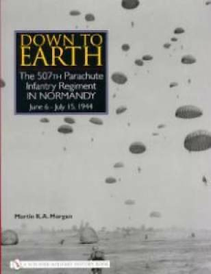 US Parachute Infantry Normandy book Army Paratrooper