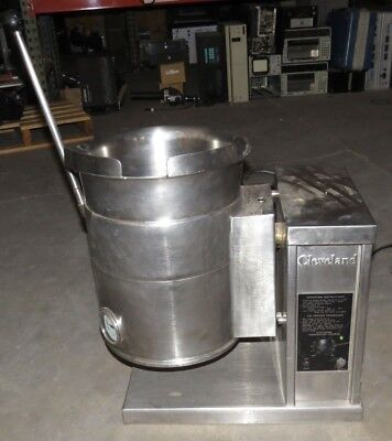 ^^ Cleveland Steam Kettle Model Ket-3T (#596)