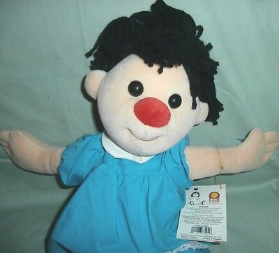 """1995 Commonwealth Plush 18"""" Original Big Comfy Couch Molly Soft Doll w/Outfit"""