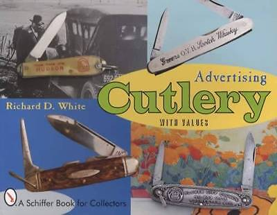 Vintage Pocket Knives Advertising Collector Guide  - Promotional Cutlery