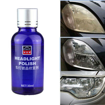 9H Hardness Car Auto Light Repair Super Hydrophobic Glass Coating Car Polish BU