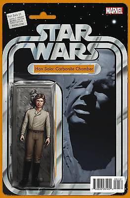 Star Wars Han Solo #1 Action Figure Variant Near Mint First Print