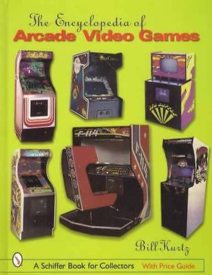 Encylopedia Vintage Arcade Video Game Collector Guide Midway, Bally Games & More