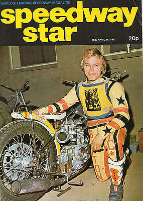 Speedway Star : April 16, 1977.  Silencers - give them a chance.