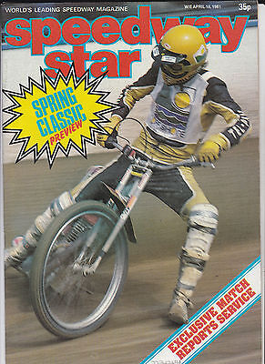 Speedway Star : April 18, 1991. Spring Classic Preview.