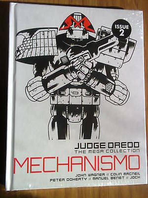Judge Dredd, The Mega Collection, issue 2, vol 24, MECHANISMO -NEW-SEALED