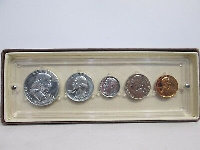 1959 Us Mint Proof Set