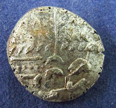 Ancient CELTIC  DUROTRIGES  AR STATER 1st Century BC (226+)