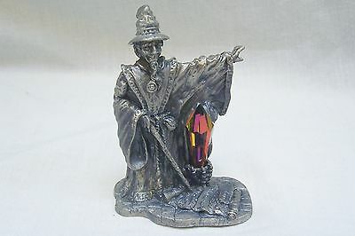 Tudor Mint WAPW Myth & Magic The Wizards Scroll Designed By A G Slocombe No 3140