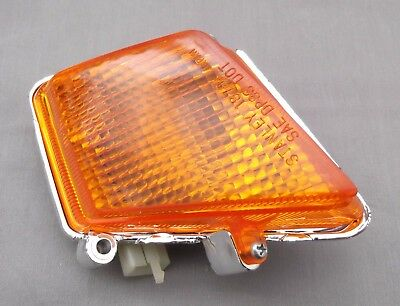 Genuine Honda CH125 LH Left Front Indicator Turn Signal Assembly 33450-KN7-671
